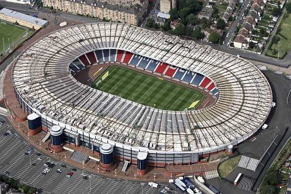 Hampden Park Glasgow