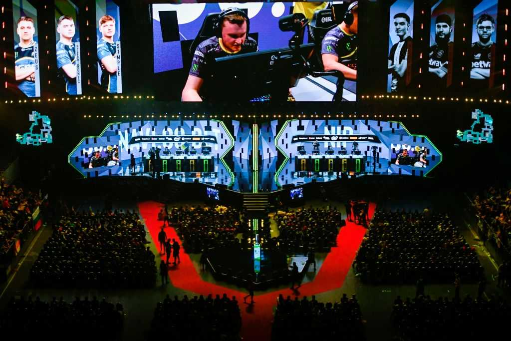 ESL Counter-Strike. Deutschland 2019