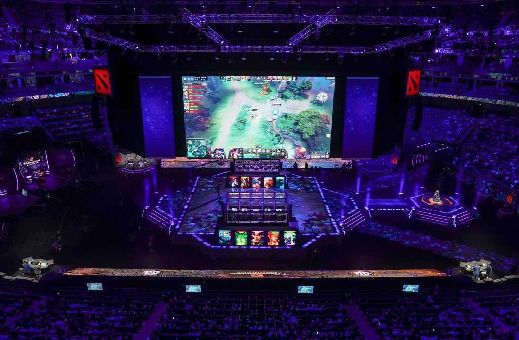 Internationale Dota 2 Meisterschaft in Shanghai