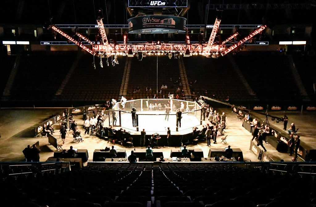 UFC Fight Night in Jacksonville