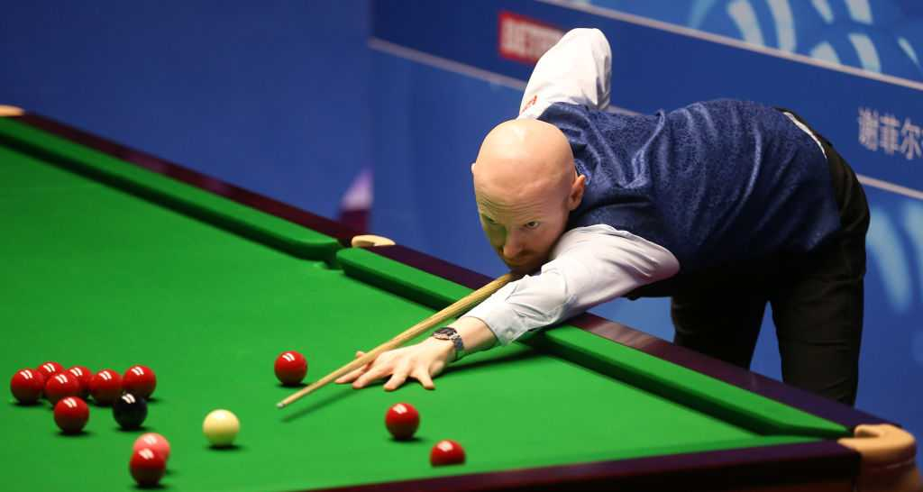 Anthony McGill im Crucible Theatre