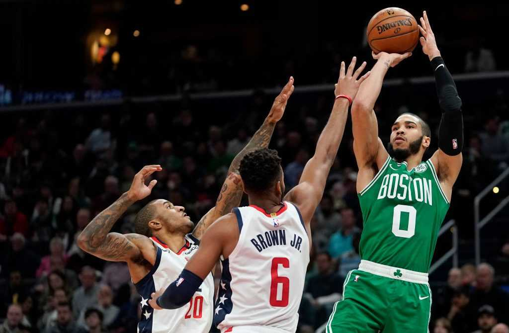 Boston Celtics gegen Washington Wizards - NBA