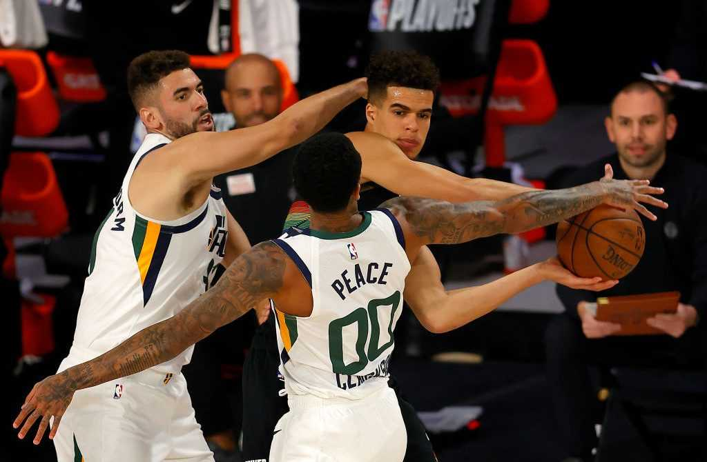 Denver Nuggets gegen Utah Jazz - NBA