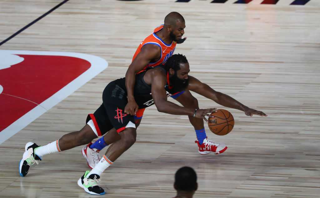 Houston Rockets vs. Oklahoma City Thunder - NBA