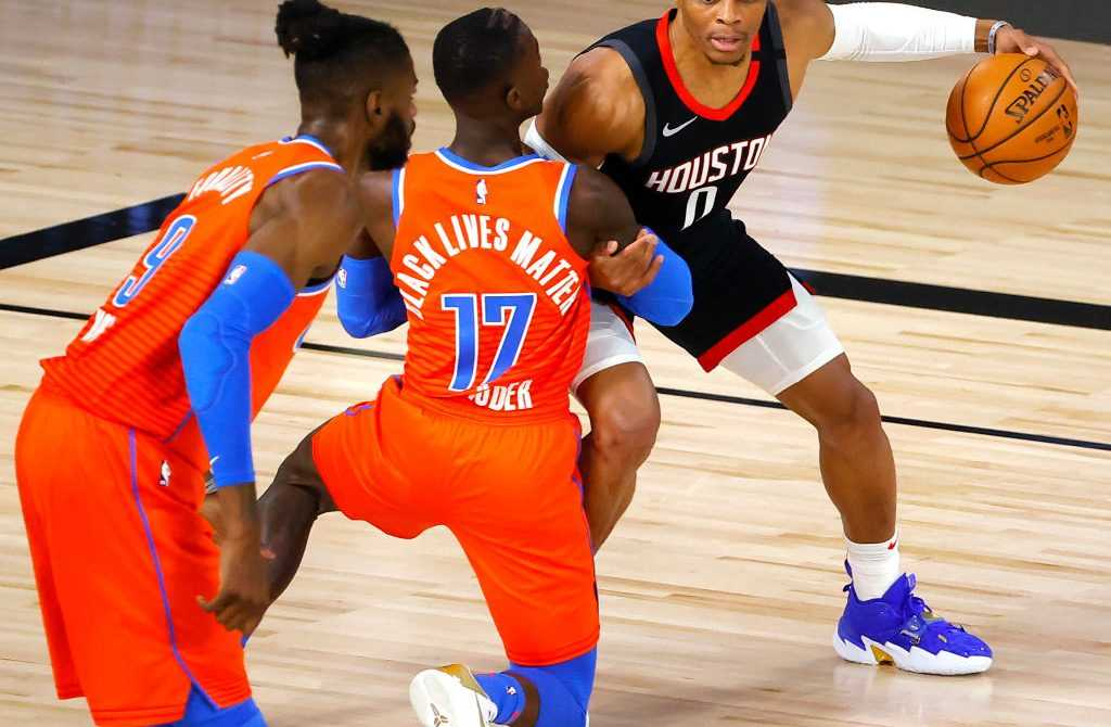 Oklahoma City Thunder vs. Houston Rockets
