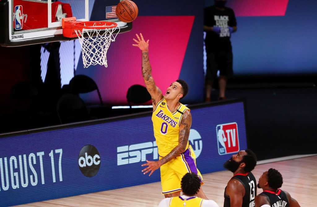 Los Angeles Lakers gegen Houston Rockets - NBA