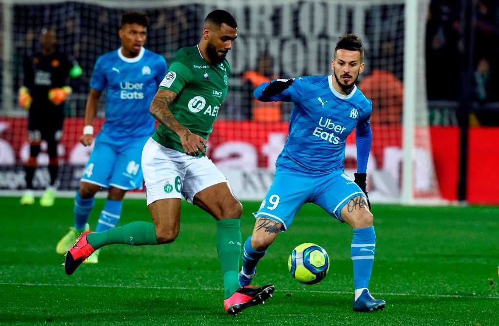 Marseille vs. St. Etienne - Ligue 1 2020
