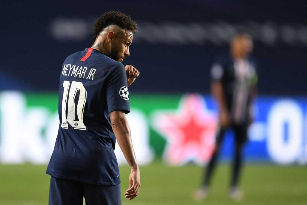 Neymar von Paris Saint-Germain