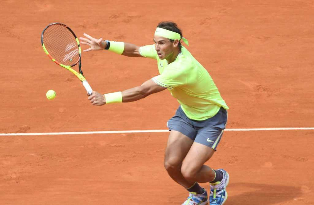 Rafael Nadal bei den French Open