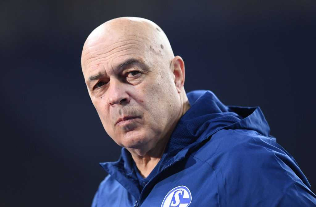 Christian Gross, Trainer von Schalke 04