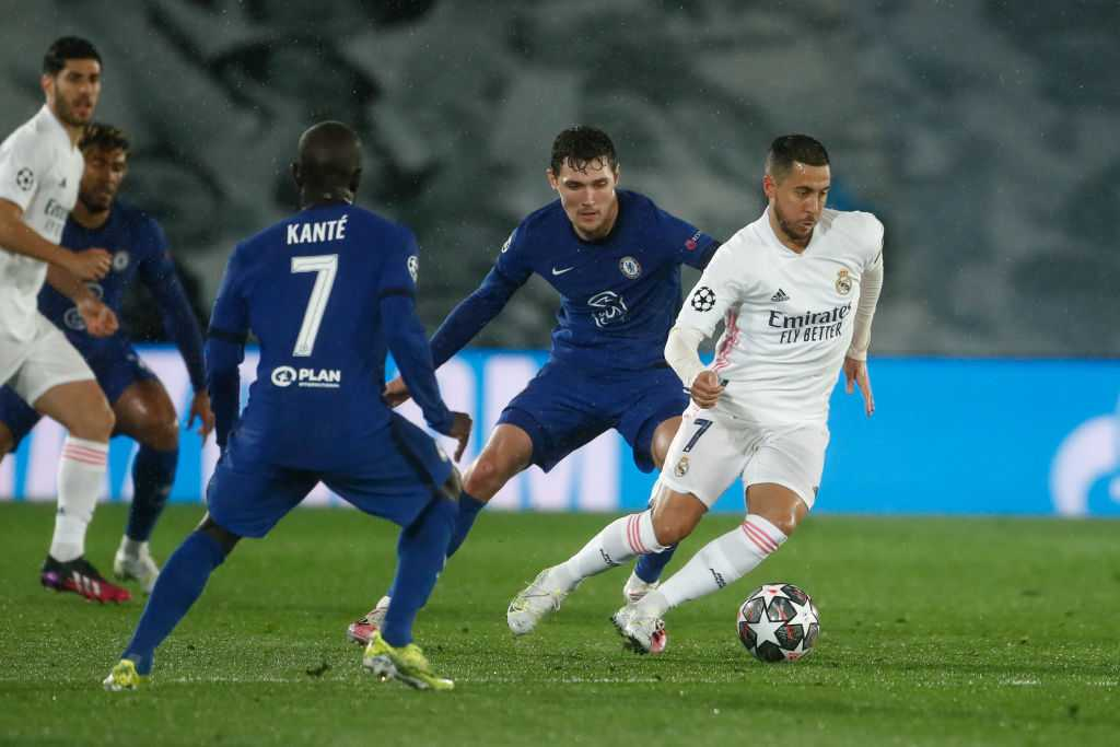 Foto: Getty Images – Eden Hazard, Real Madrid vs. FC Chelsea